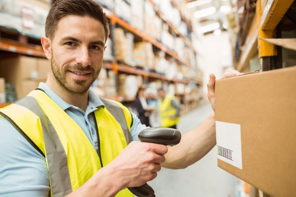 Výber objednávok/Order picker  (ID Logistic)