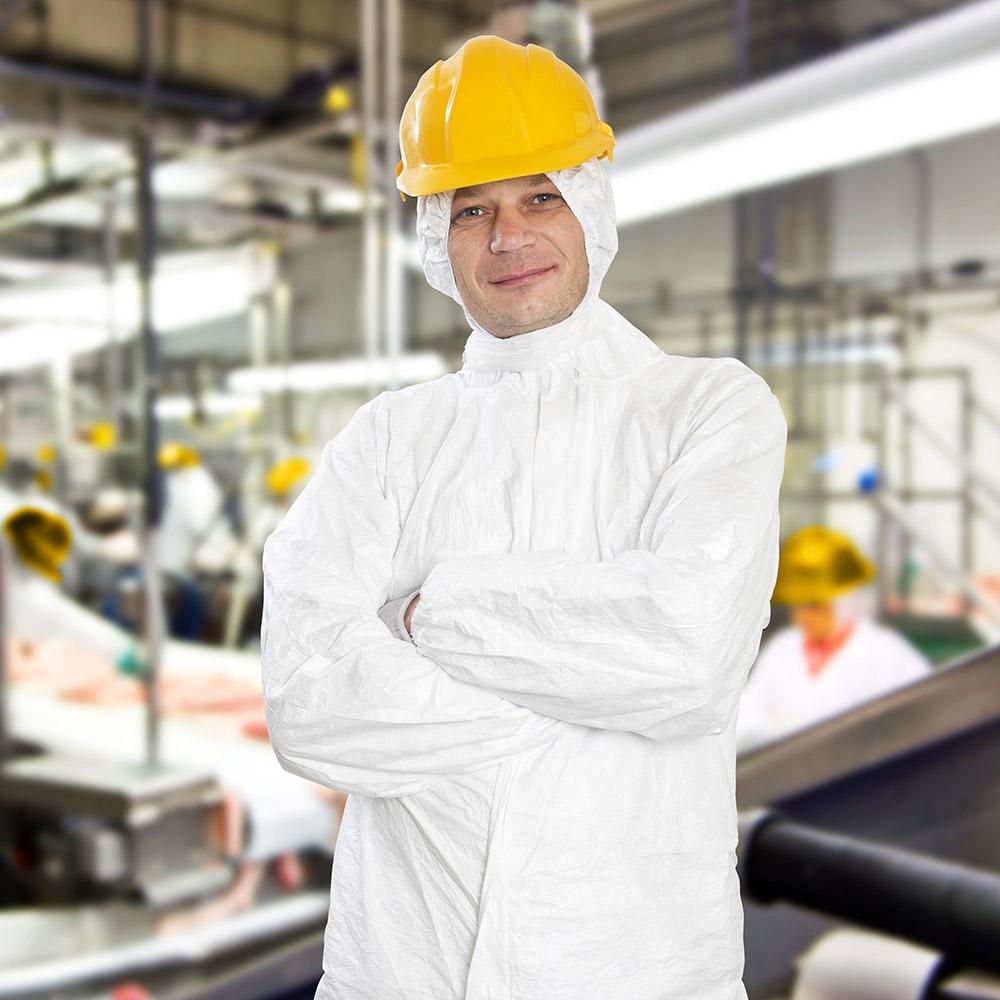 Production worker (vegetables) quarantine