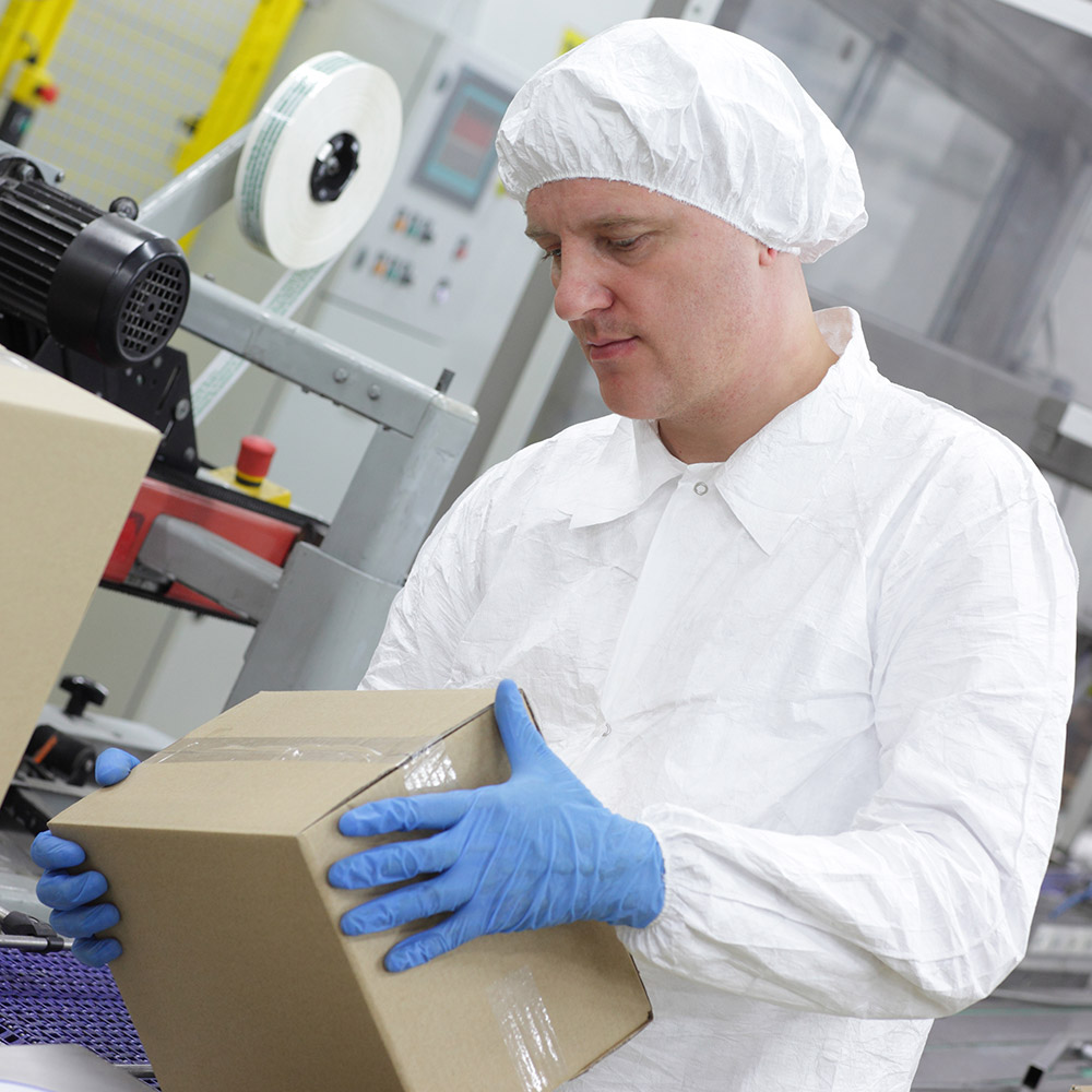 Production worker (packaging)