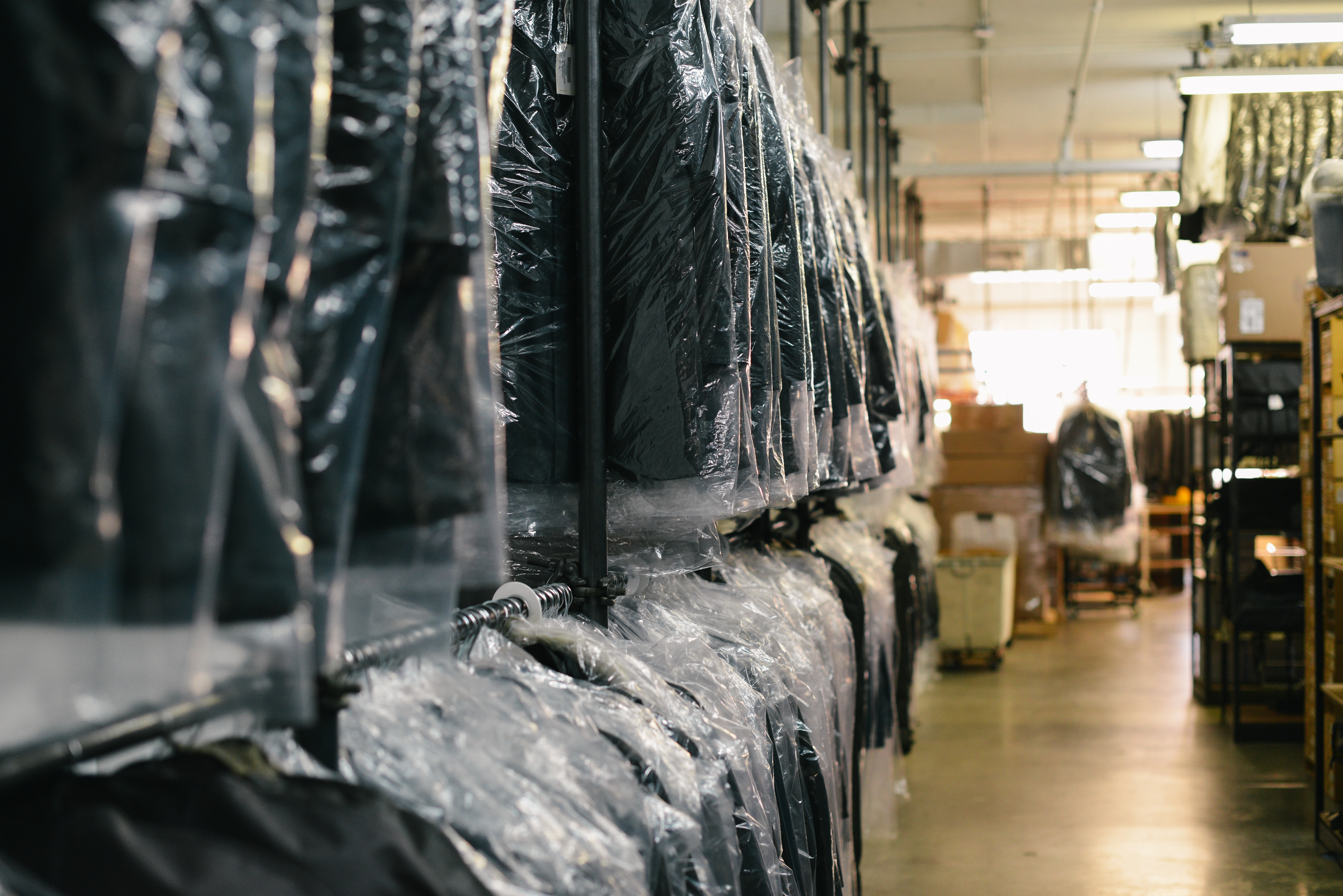 Clothing warehouse worker (Eindhoven)
