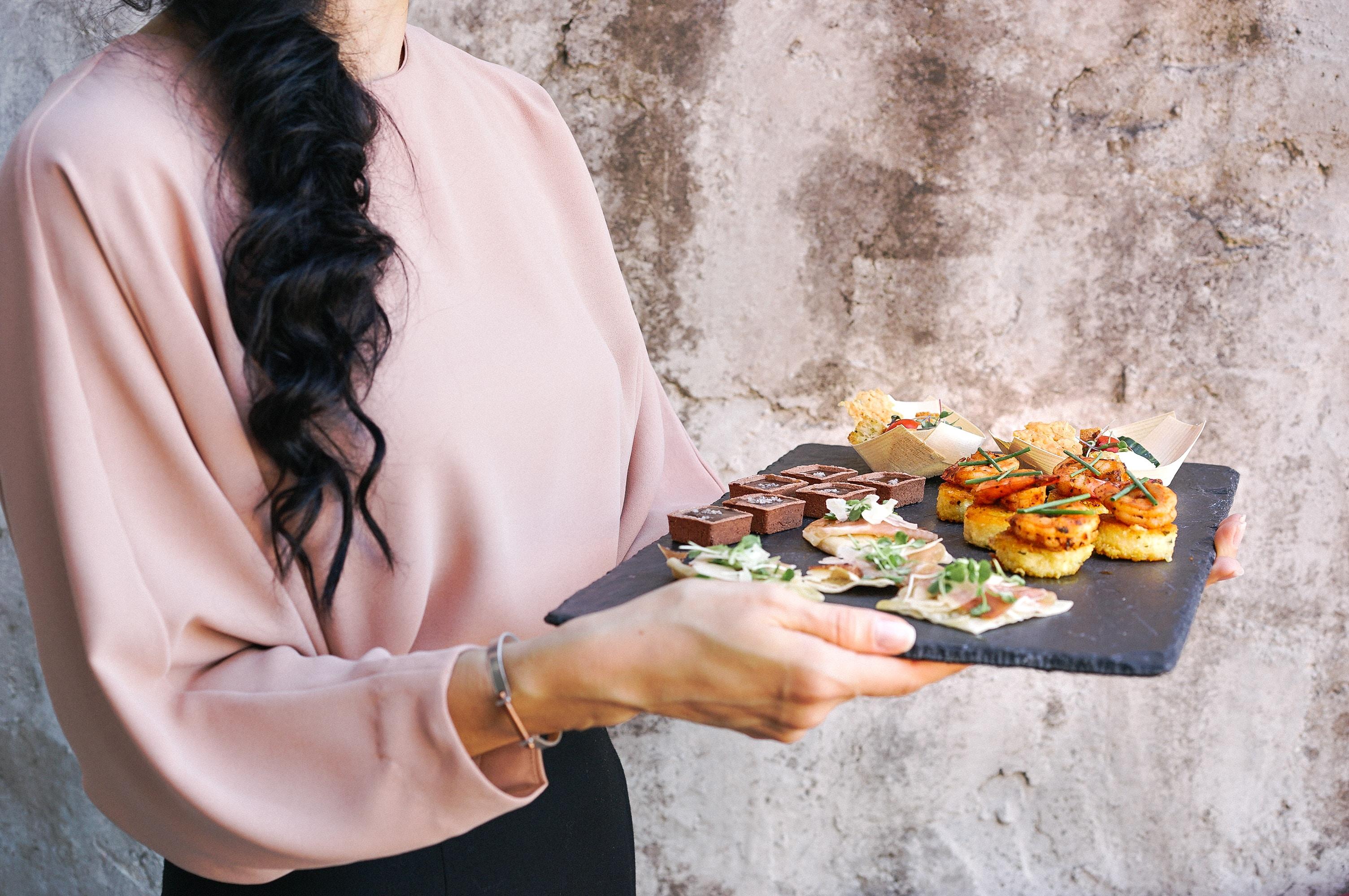Caribean Restaurant Waiter