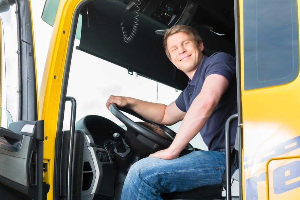 Truck driver (CE)