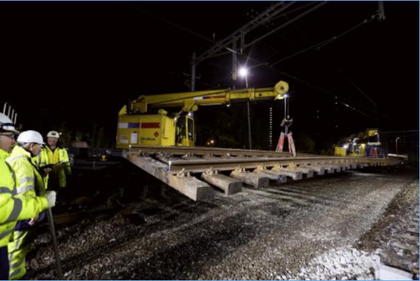 Trabalhador ferroviário