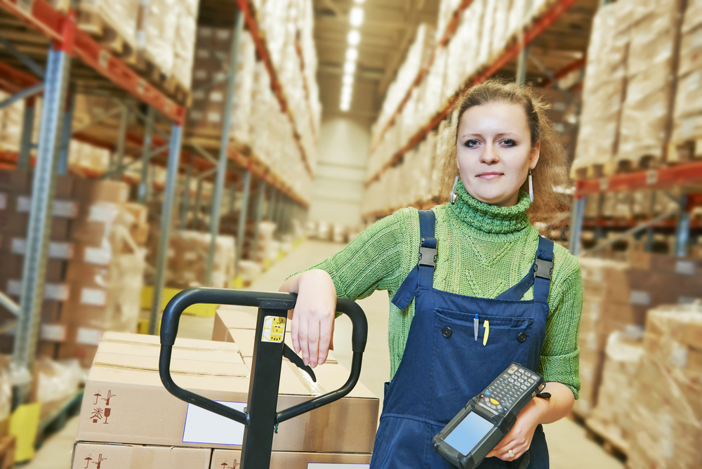 Flexible warehouse worker