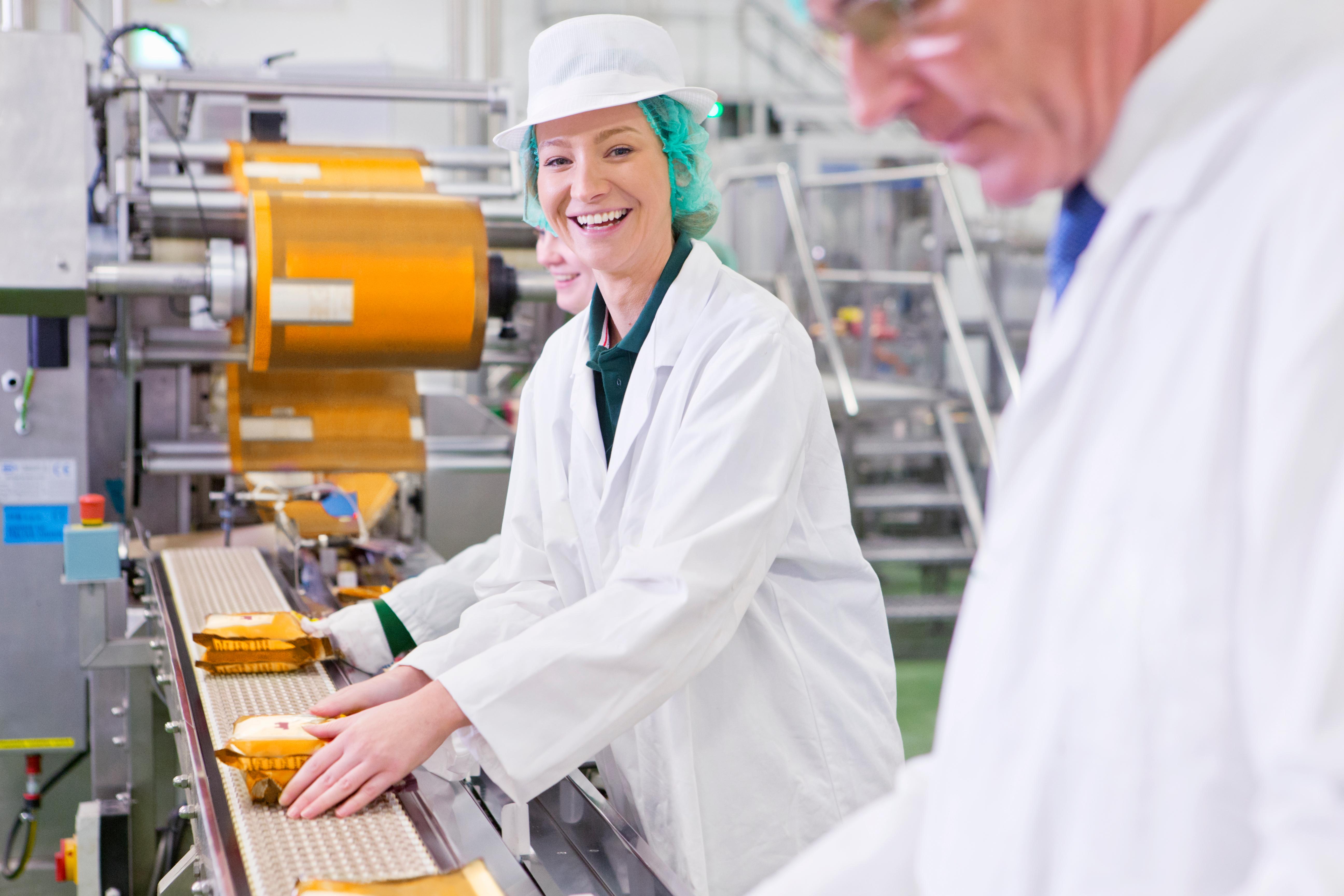 Team leader (Meat factory)