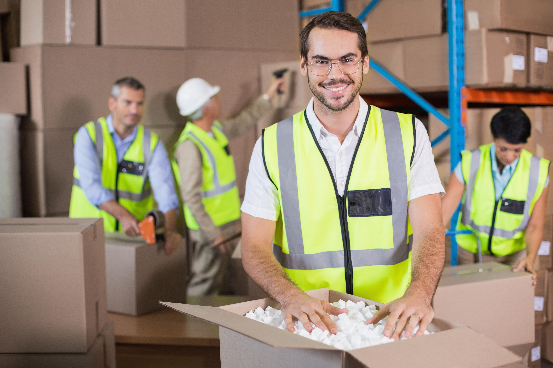 Trabalhador de armazém