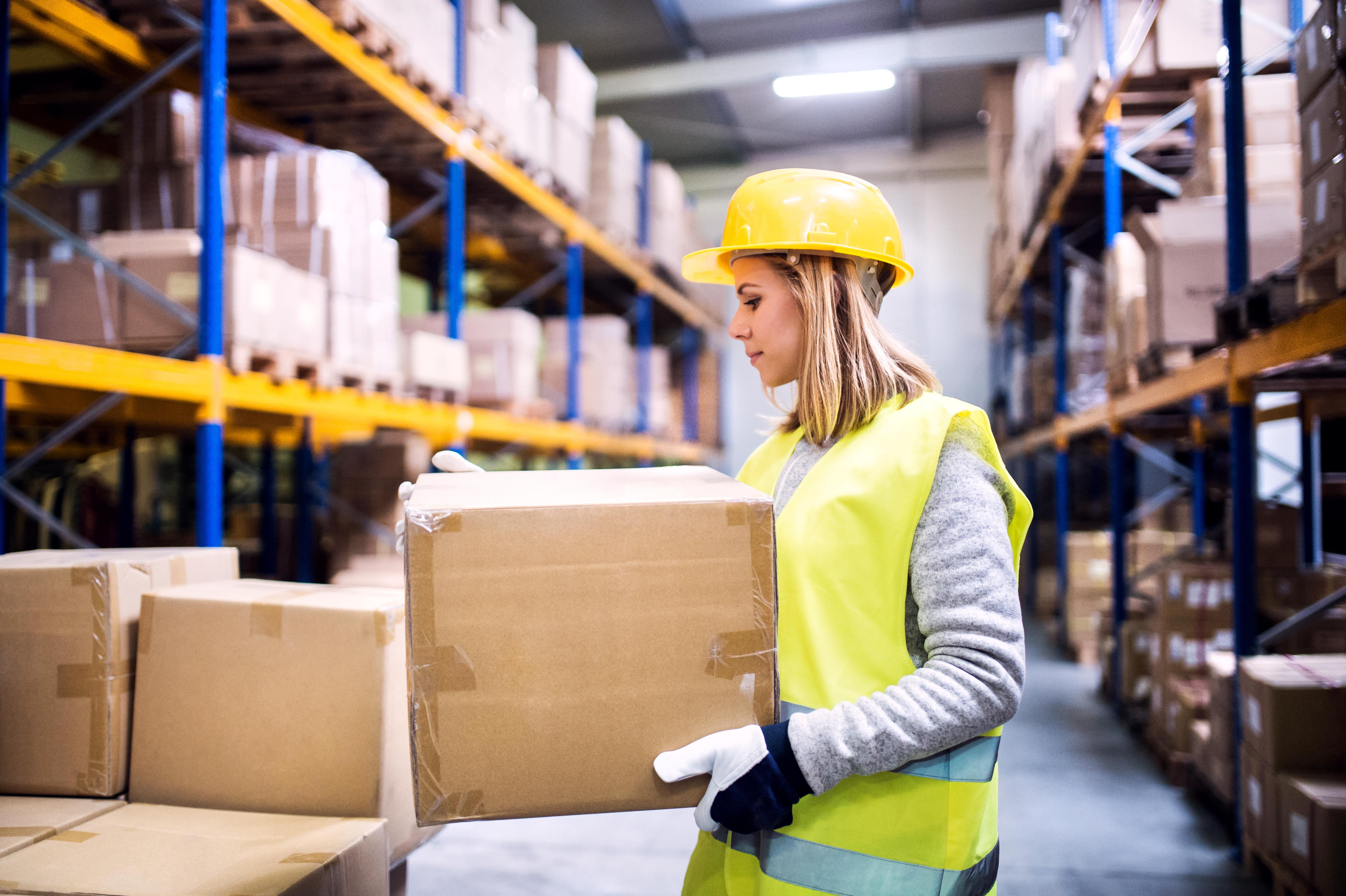 Warehouse worker (B2 English)