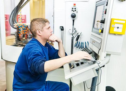 CNC Production Employee