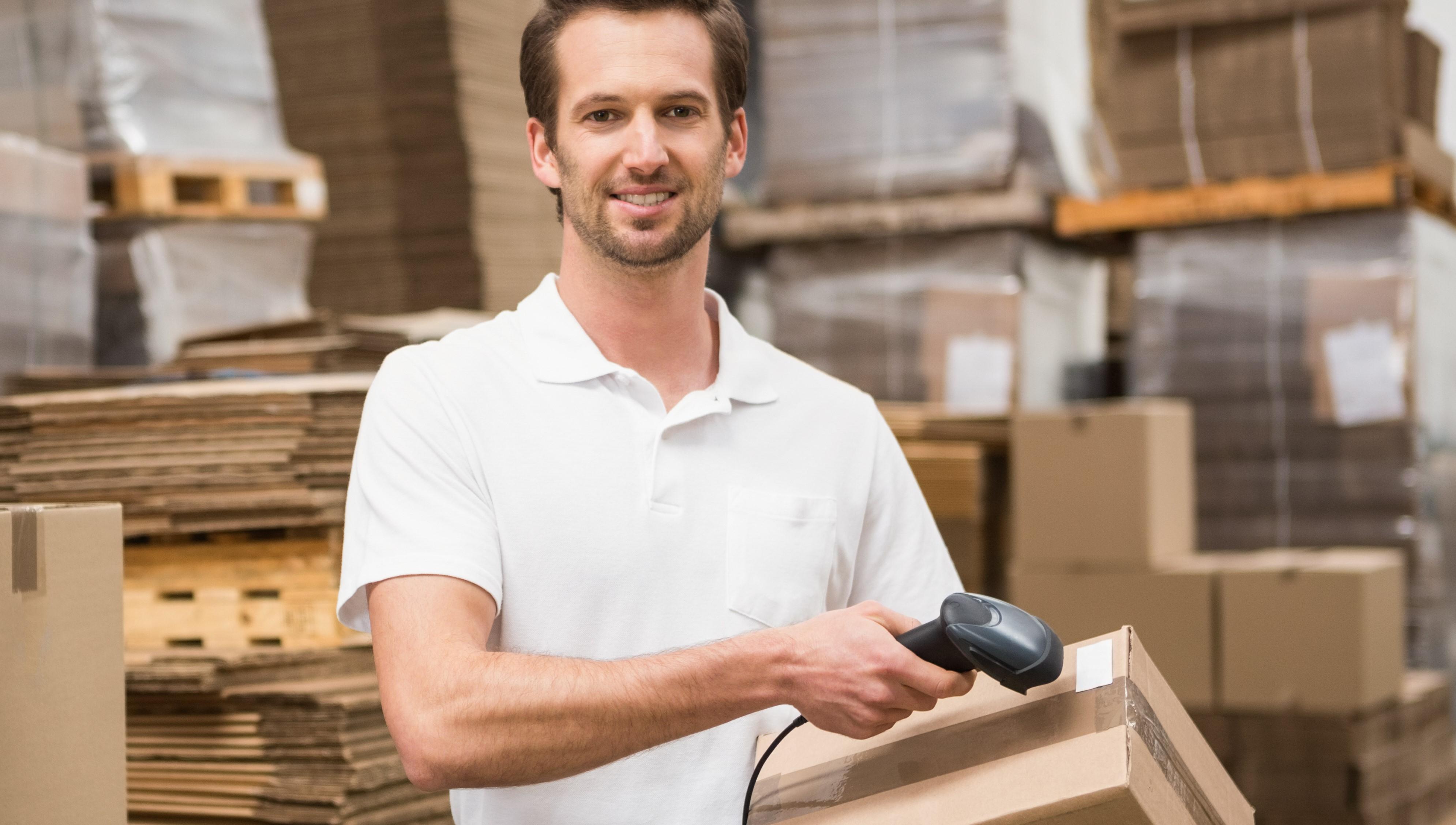 Warehouse worker (Germany) - German or Polish language
