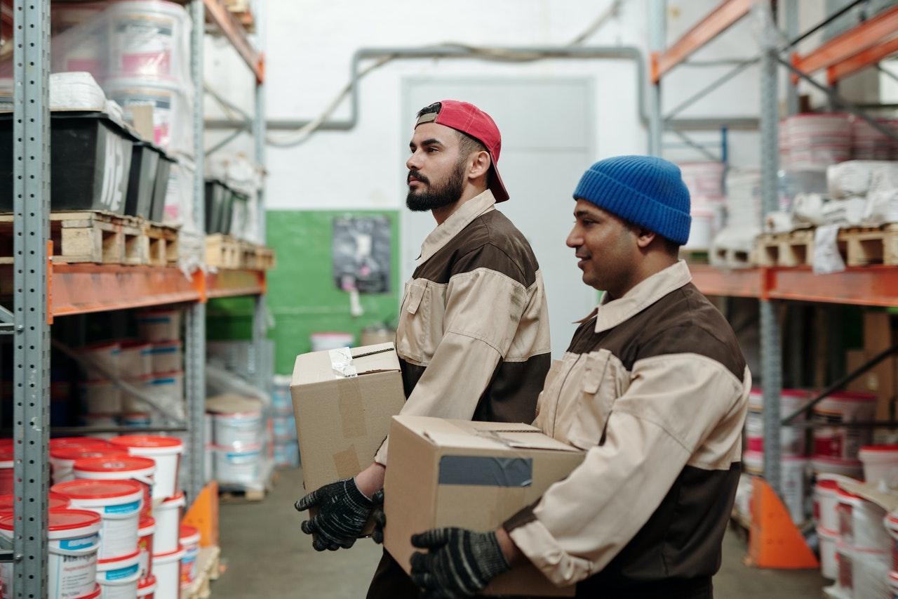 Warehouse worker - sorter